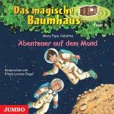 Abenteuer auf dem Mond / Das magische Baumhaus Bd.8 (1 Audio-CD)