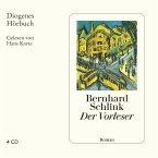 Der Vorleser, 4 Audio-CDs