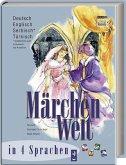 Märchenwelt in 4 Sprachen