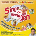 Singen & Bewegen, 1 Audio-CD