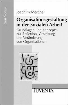 Organisationsgestaltung in der Sozialen Arbeit - Merchel, Joachim