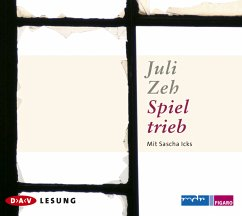 Spieltrieb, 4 Audio-CDs - Zeh, Juli
