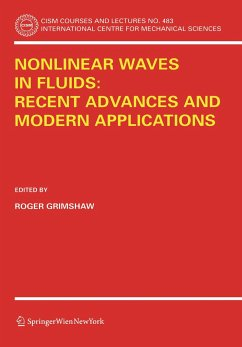 Nonlinear Waves in Fluids: Recent Advances and Modern Applications - Grimshaw, Roger (ed.)
