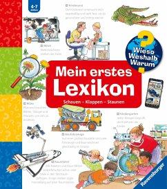Mein erstes Lexikon - Metzger, Wolfgang; Erne, Andrea