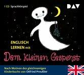 Englisch lernen mit Dem kleinen Gespenst, 1 Audio-CD
