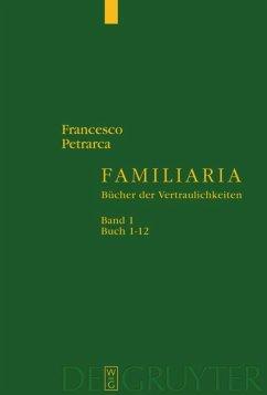 Buch 1-12 - Petrarca, Francesco