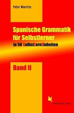 Spanische Grammatik für Selbstlerner 02
