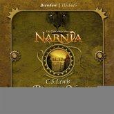 Der Ritt nach Narnia / Die Chroniken von Narnia Bd.3 (4 Audio-CDs)