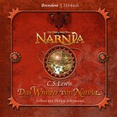 Das Wunder von Narnia / Die Chroniken von Narnia Bd.1 (4 Audio-CDs)