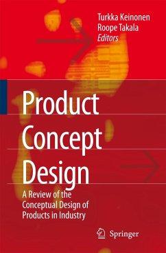 Product Concept Design - Keinonen, Turkka / Takala, Roope (eds.)