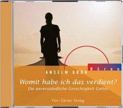 Womit habe ich das verdient?, Audio-CD - Grün, Anselm