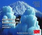 4 Audio-CDs / Japanisch im Sauseschritt Bd.3A/B