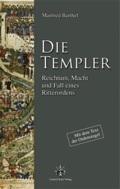 Die Templer - Barthel, Manfred
