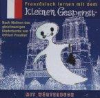 Kleine Gespenst, Französisch lernen mit dem kleinen Gespenst, 1 Audio-CD