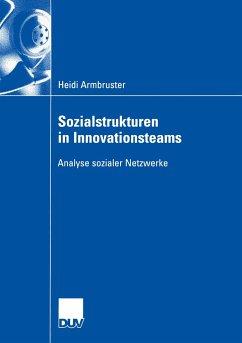 Sozialstrukturen in Innovationsteams