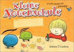 Kleine Notenschule - Hilbert, Jörg