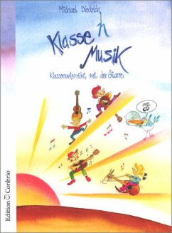 Klasse(n) Musik, Schülerheft m. Audio-CD