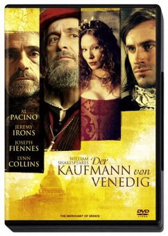 Der Kaufmann von Venedig, 1 DVD