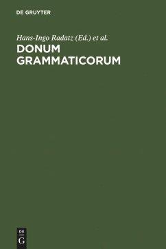 Donum Grammaticorum