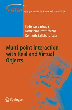 Multi-point Interaction with Real and Virtual Objects - Barbagli, Federico / Prattichizzo, Domenico / Salisbury, Kenneth (eds.)