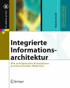 Integrierte Informationsarchitektur - Arndt, Henrik