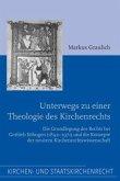 Unterwegs zu einer Theologie des Kirchenrechts