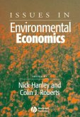 Issues in Environmental Economics