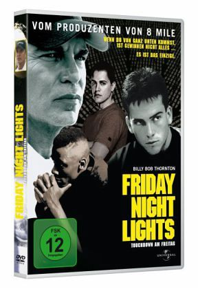 Friday Night Lights - Touchdown am Freitag - Billy Bob Thornton,Derek Luke,Jay Hernandez