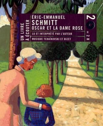 [EBOOKS AUDIO] ERIC EMMANUEL SCHMITT Oscar et la dame rose [mp3 192 kbps]