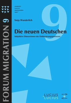 Die neuen Deutschen - Wunderlich, Tanja