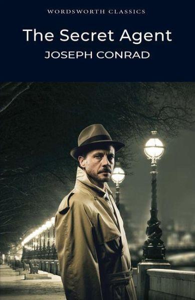 the secret agent von joseph conrad   englisches buch