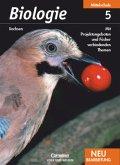 Biologie Neubearbeitung 5. Schuljahr. Schülerbuch. Mittelschule Sachsen