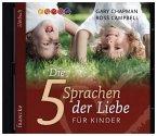 Die fünf Sprachen der Liebe für Kinder, 1 Audio-CD