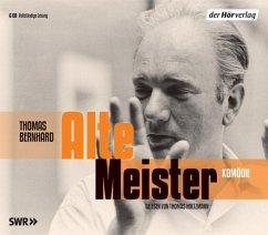 Alte Meister, 6 Audio-CDs - Bernhard, Thomas