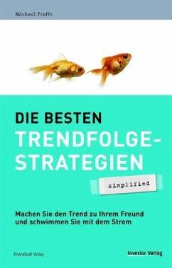 Die besten Trendfolgestrategien - simplified