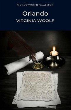 Orlando, English edition - Woolf, Virginia