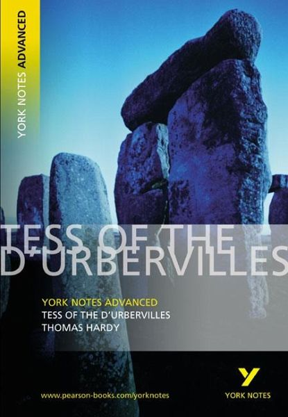 a literary analysis of the destiny in tess of durbervilles by thomas hardy Critical analysis of thomas hardy's novel tess of the d'urbervilles  to better  express the problem of human destiny and also to express his.