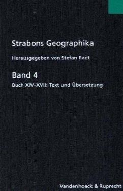 Strabons Geographika. Griechenland