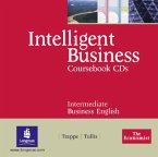 Intelligent Business Intermediate Course Book CDs