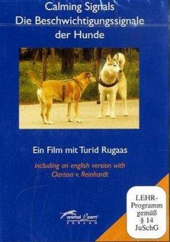 Calming Signals, 1 DVD