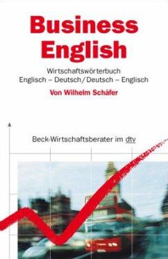 Business English - Schäfer, Wilhelm