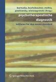 Psychotherapeutische Diagnostik