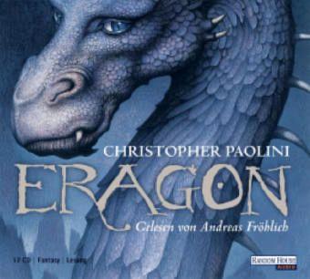 Das Vermächtnis der Drachenreiter / Eragon Bd.1 (17 Audio-CDs) - Paolini, Christopher