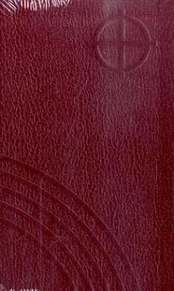 Evangelisches Gesangbuch (Niedersachsen, Bremen), Taschenausgabe, Cryluxe rot