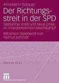 Der Richtungsstreit in der SPD