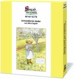 Sjung med oss mamma, Buch & Audio-CD