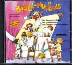 Bibel-Musicals - CD
