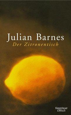 Der Zitronentisch - Barnes, Julian