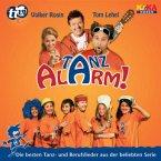 Tanzalarm, 1 Audio-CD