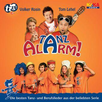 Tanzalarm, 1 Audio CD